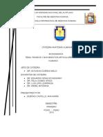 Monografía Anatomia i