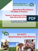 01 ACPC Jojo Badiola Agricultural_microfinance
