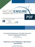 05 MicroEnsure-William Martirez_Agri Micro Finance Forum