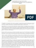 """Entrevista a Giorgio Agamben_ """"Dios No Murió"""
