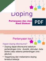 Or- Pertanyaan n Jwaban Doping