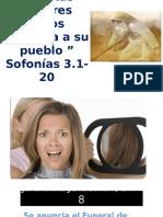 Sofonías_Dios restaura a su pueblo