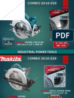Combos Makita Abril Junio 2016