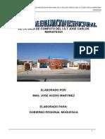 Evaluacion de Estructural Ist Jcm