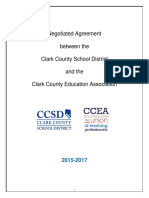 Ccea Agreement