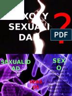 Sexo y Sexualidad - Obstetra
