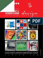 Diseño grafico en el Ecuador