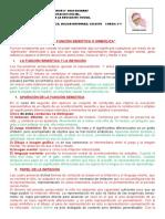 Alfabetizacion La Función Semiótica o Simbólica (1)