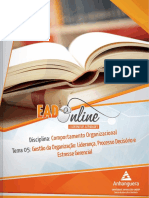 ONLINE Comportamento Organizacional 05