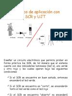 Circuitos de Aplicacion Con Scr y Ujt