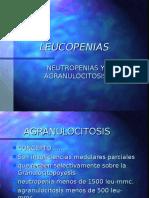 Agranulocitosis