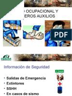 Present. Salud Ocupac Prim. Aux..Ppt ÚLTIMO