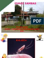 Penyuluhan Malaria 2011