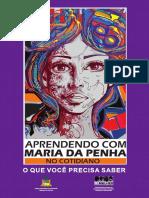 Cartilha - Aprendendo Com Maria Da Penha No Cotidiano 22102014 1628