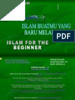 islam for the beginner