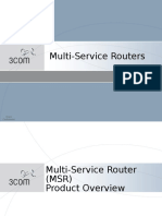 MSR Overview