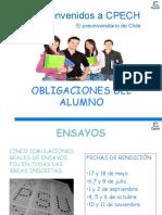 Clase 1 Presentación de La PSU de Ciencias 2016 Ok