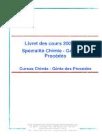 CTI2008 CPE-Lyon LivretCoursCGP