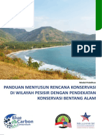 Panduan Menyusun Rencana Konservasi di wilayah Pesisir dengan Pendekatan Konservasi Bentang Alam
