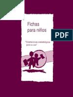 Fichas Para Ni%F1os