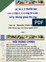 May-Thiet Bi Thi Cong