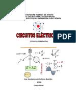 CAPITULO 1 - Circuitos Electricos