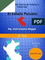 Clase 2 - Estructura Estado Peru