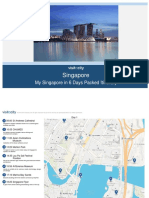 My Singapore in 6 Days Packed Itinerary