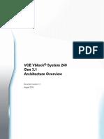 Vblock 240 Gen3 1 Architecture Overview