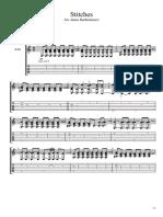 Stitches PDF