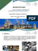 NOM-028-STPS-2004