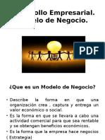 Capitulo 5 Modelo de Negocios