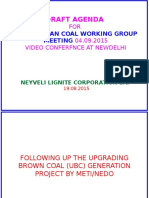 Lignite Mines Safety