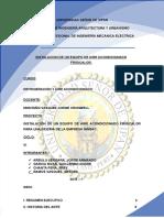 Universidad Señor de Sipan Proyecto de Aireacondicionado Justificado (1)