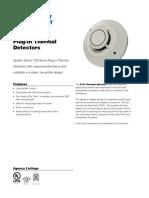 100 series Thermal detector.pdf