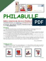 Philabulle Timbres Et Bande Dessinée 2015