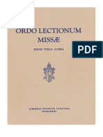 Ordo Lectionum