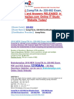 Comptia A+ 220-901 And 220-902 Pdf