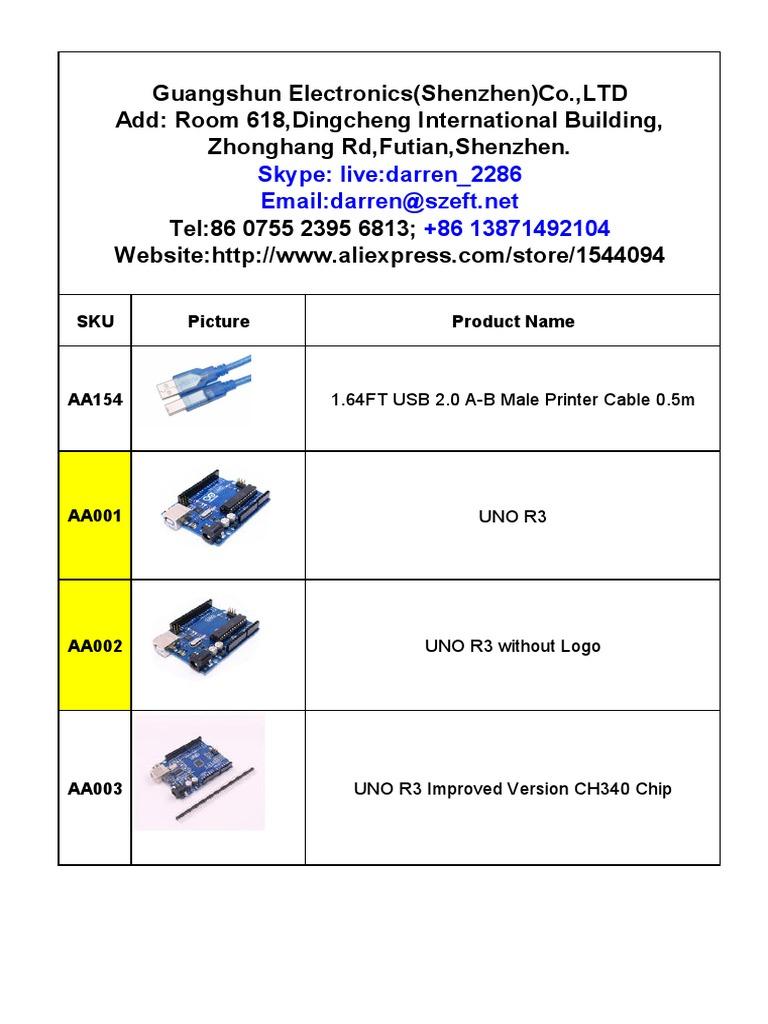 2X Breakout Module Shield PS2 Joystick Game Controller For Arduino FP