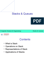 Stacks & Queues Original PPT