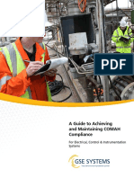 Guide Achieving and Maintaining COMAH Compliance