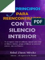 9 Principios Para Reencontrarte Con Tu Silencio Interior Spanish Edition_nodrm