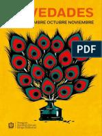 Novedades Debolsillo Septiembre-Octubre-Noviembre 2016
