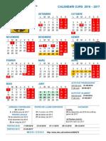 Calendari 16-17 Color
