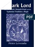 The Dark Lord_ H.P. Lovecraft, Kenneth G - Levenda, Peter