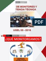 PONENCIA MONITOREO