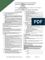 tbw radio application form