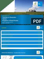 Training on Steam Turbine RBP