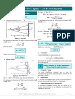 TDP2 Correction