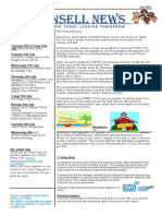 Downsell Newsletter July 2016